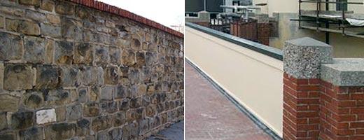 Impermeabilizzazione cotto pietre calcestruzzi - Impermeabilizzazione scale esterne ...