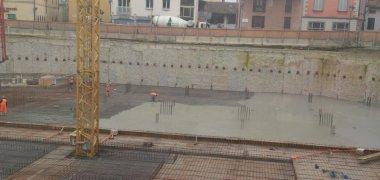 Nuovo cantiere Treviglio- Bergamo