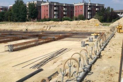 Nuovo cantiere a Lodi
