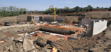 Nuovo cantiere Roma