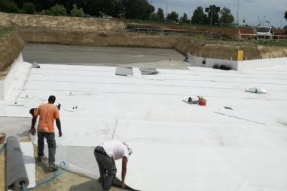Nuovo cantiere a Ravenna