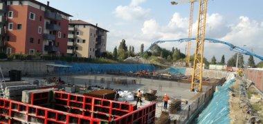 Nuovo cantiere a Silea - Treviso