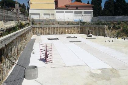 Nuovo cantiere Sanremo
